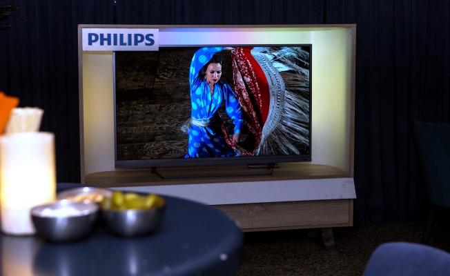 Philips TV 2018 koleksiyonunu tanıttı