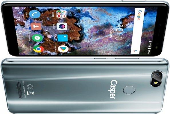 Şıklıkla performansı bir arada sunan akıllı telefon: Casper VIA M4