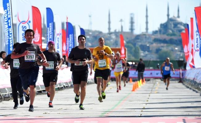 Vodafone 13. İstanbul Yarı Maratonu