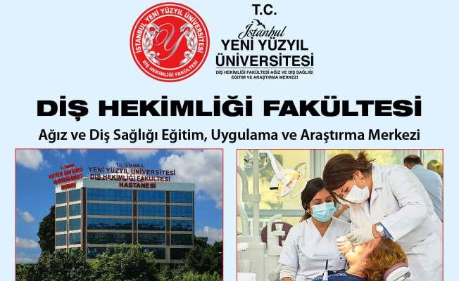 Yeni Yüzyıl Üniversitesi Ağız Ve Diş Sağlığı Eğitim Uygulama Ve Araştırma Merkezi