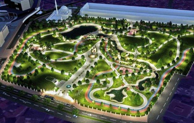 Atatürk Havalimanı'na Millet Bahçesi projesi