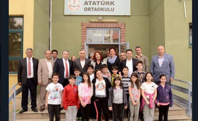 Avcılar Atatürk Ortaokulu Nerede
