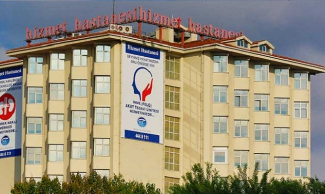 İstanbul Özel Memorial Hizmet Hastanesi (Hizmet Hastanesi)