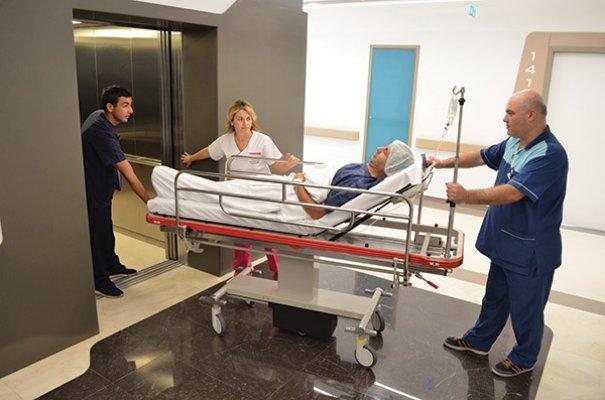 Özel Avrasya Hastanesi Gaziosmanpaşa