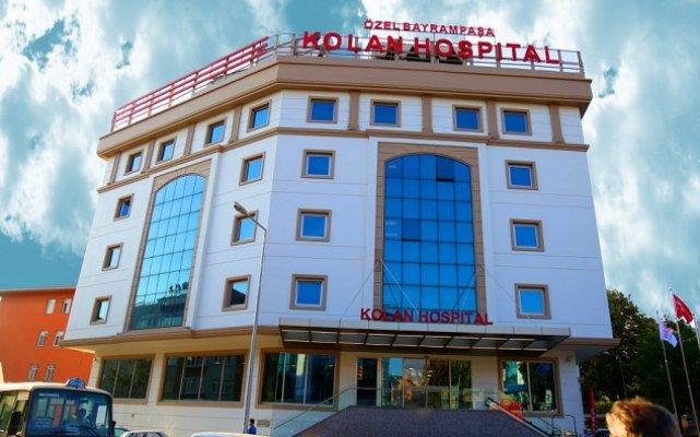 Özel Bayrampaşa Kolan Hospital Hastanesi
