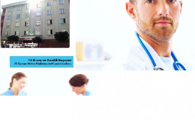 Özel Dr. Sadık Ahmet Hastanesi