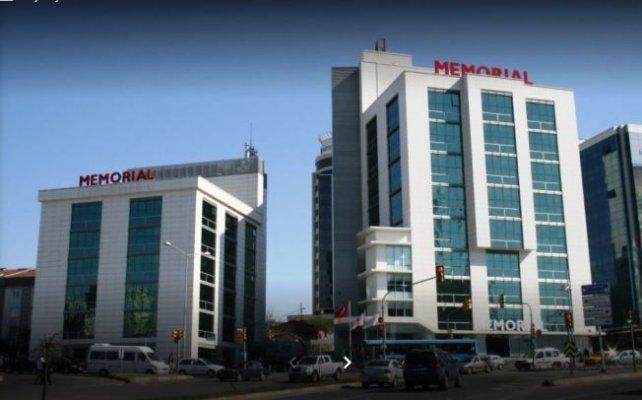 Özel Memorial Ataşehir Hastanesi