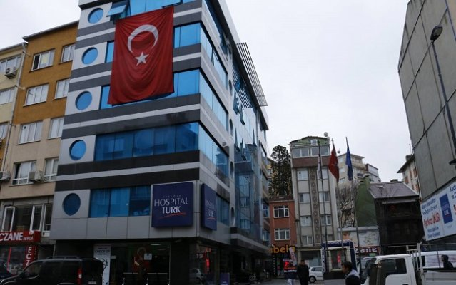 Özel Üsküdar Hospital Türk Hastanesi