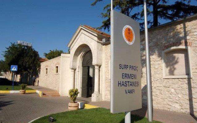 Özel Yedikule Surp Pırgiç Ermeni Hastanesi