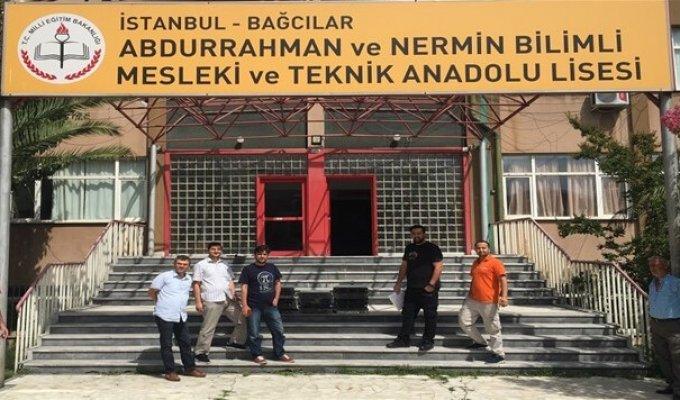 Abdurrahman ve Nermin Bilimli Mesleki ve Teknik Anadolu Lisesi