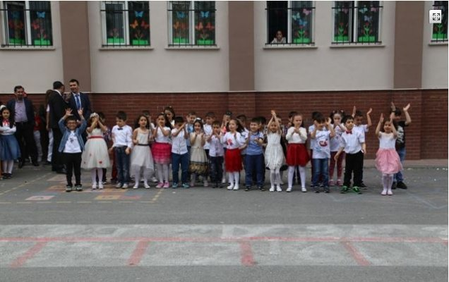 Bağcılar Mehmet Akif Ersoy İlkokulu