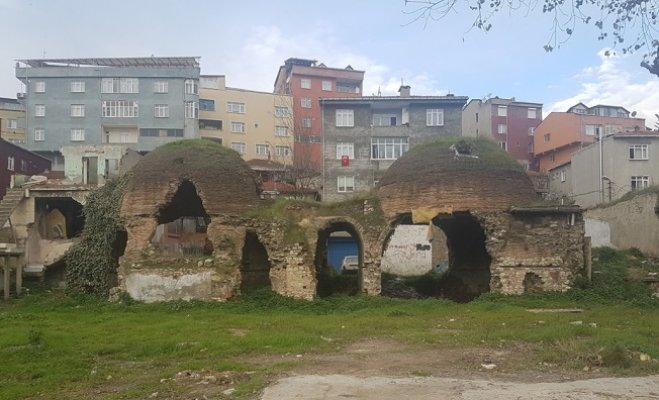 Tarihi Baruthane Binası restore ediliyor