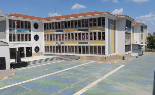 Bağcılar Fatih İlkokulu