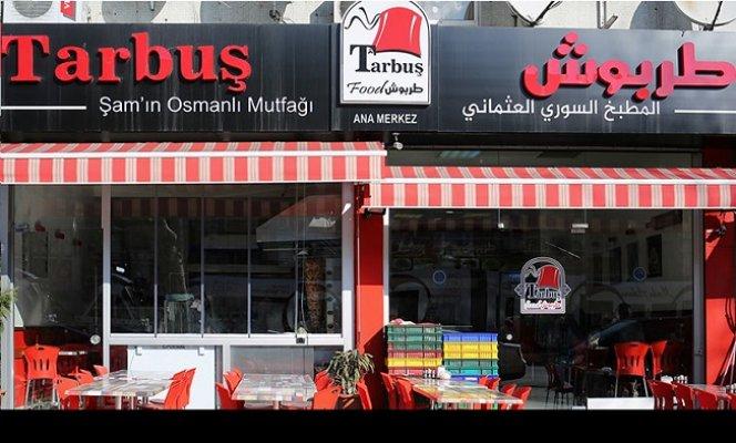 Fatih'te Arapça tabela istilası