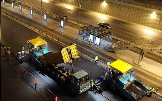 Ataşehir Belediyesi Yol Bakım Onarım Hizmetleri