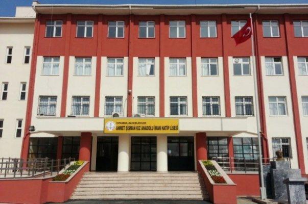 Ahmet Şişman Kız Anadolu İmam Hatip Lisesi Yol Tarifi
