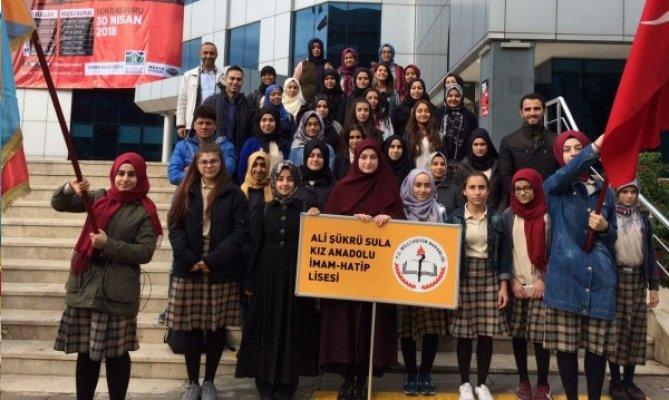 Ali Şükrü Sula Kız Anadolu İmam Hatip Lisesi Yol Tarifi