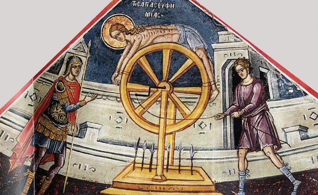 Azize Euphemia'nın acılarla dolu hikayesi