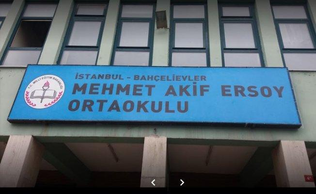 Bahçelievler Mehmet Akif Ersoy Ortaokulu Yol Tarifi