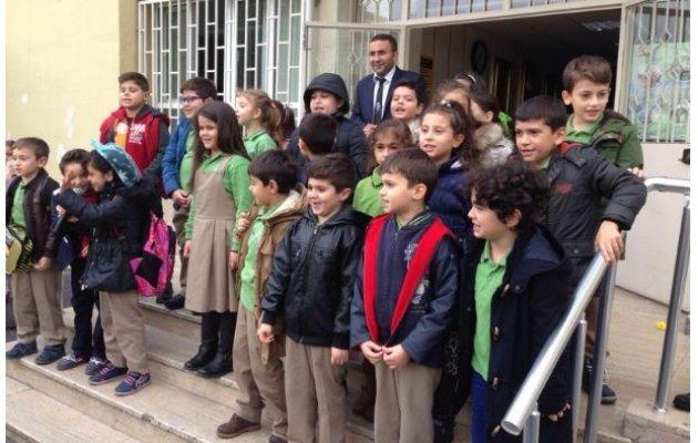 Bahçelievler Mevlana İlkokulu Yol Tarifi