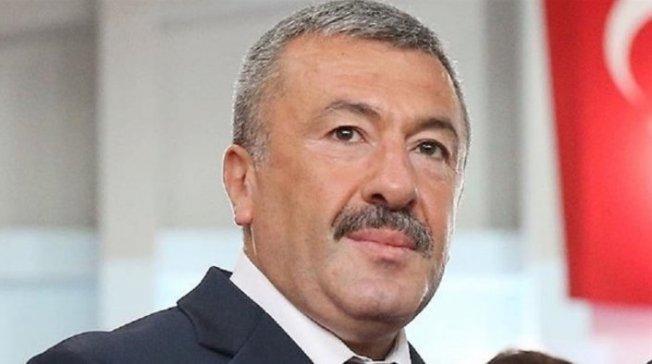 Dr. Mustafa Çalışkan tüm karakol amirleriyle toplantı yaptı