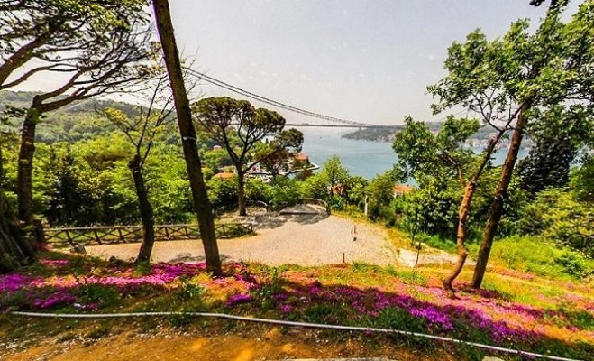 Elmasburnu Tabiat Parkı