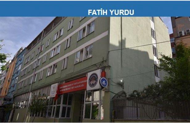 Fatih Kız Öğrenci Yurdu (YURTKUR)