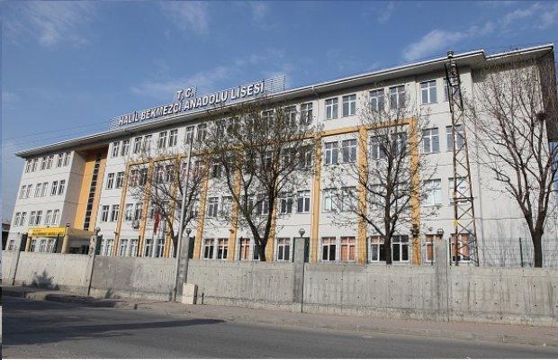 Halil Bekmezci Anadolu Lisesi Yol Tarifi