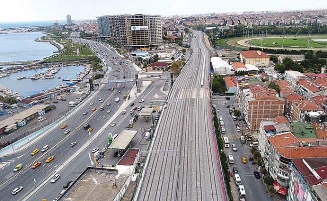 İstanbul Banliyö Hattı Yıl Sonunda Açılıyor