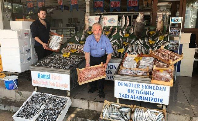 İstanbul'da balık sezonu açıldı