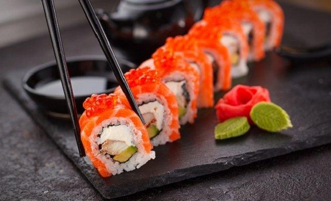 Kadıköy Ücretsiz Sushi Festivali