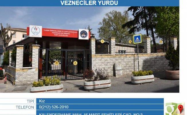 KYK Vezneciler Yurdu