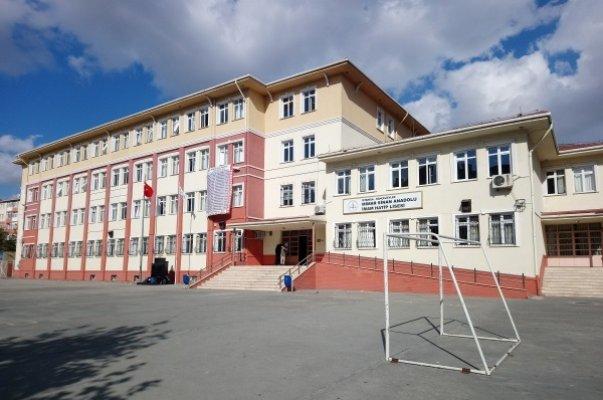Mimar Sinan Anadolu İmam Hatip Lisesi Yol Tarifi