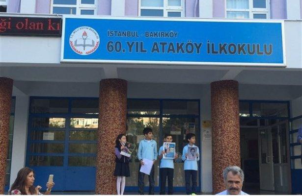 60 Yıl Ataköy İlkokulu Nerede