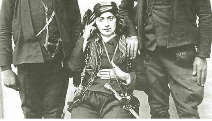 Anadolu'nun yiğit kadını 'Kara Fatma'