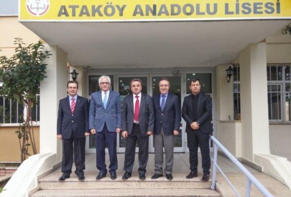 Ataköy Anadolu Lisesi