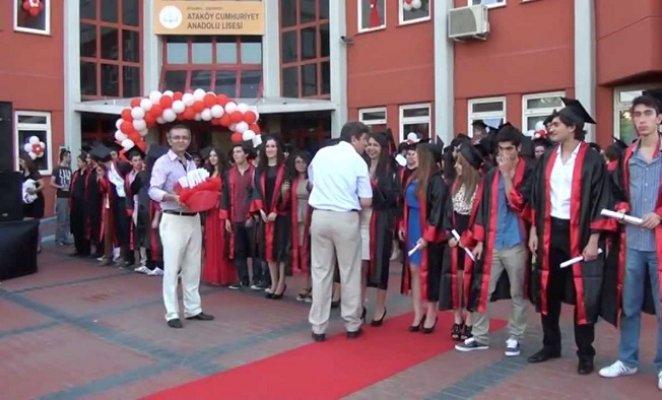 Ataköy Cumhuriyet Anadolu Lisesi Nerede