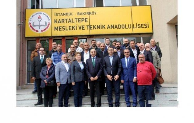 Bakırköy Mesleki ve Teknik Anadolu Lisesi Nerede