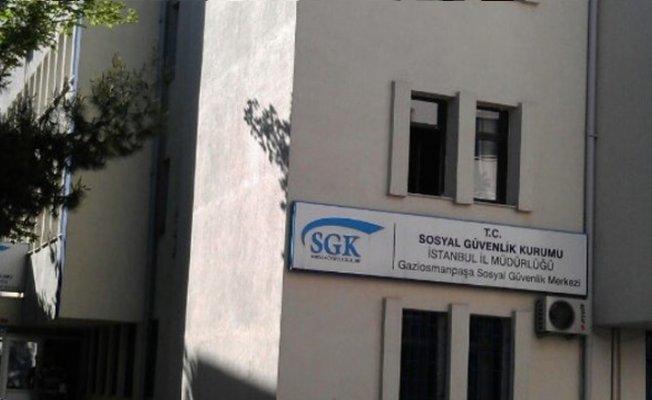 Gaziosmanpaşa Sosyal Güvenlik Merkezi Nerede