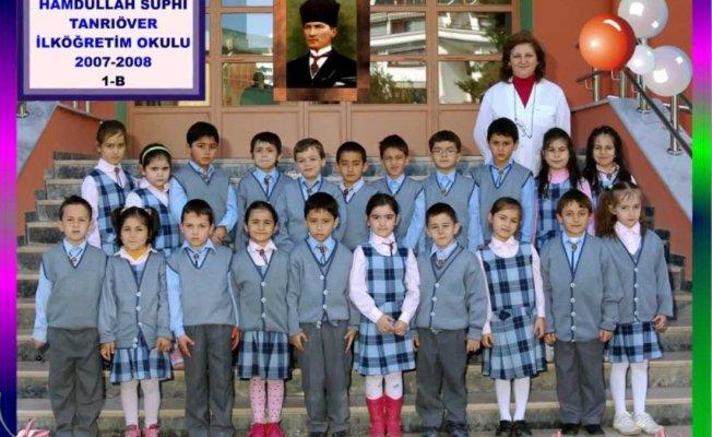 Hamdullah Suphi Tanrıöver İlkokulu Adres