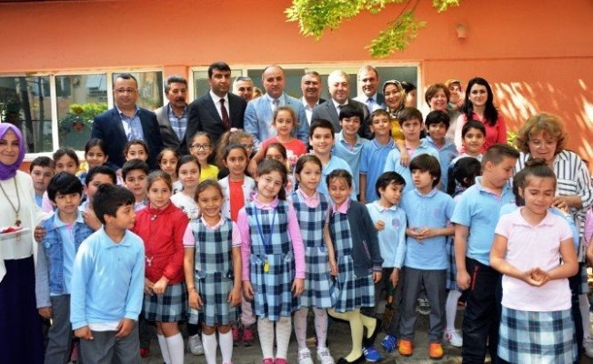Hamdullah Suphi Tanrıöver İlkokulu Nerede