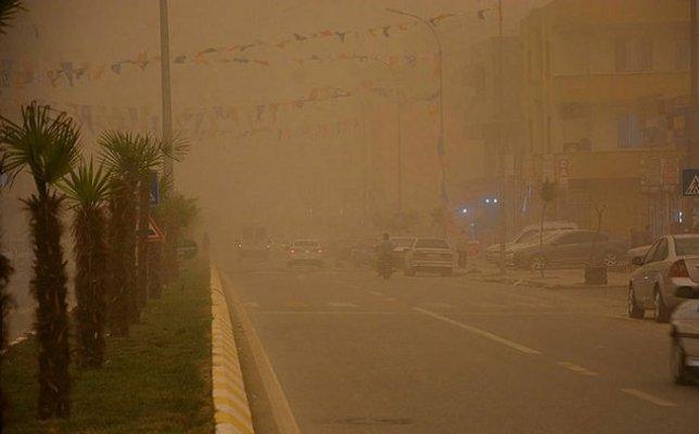 İstanbul'a toz taşınımı uyarısı