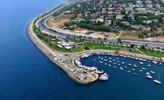 İstanbul'un sevda tepesidir Dragos