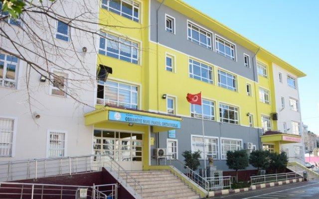 Osmaniye Nuri Pakdil Ortaokulu Adres