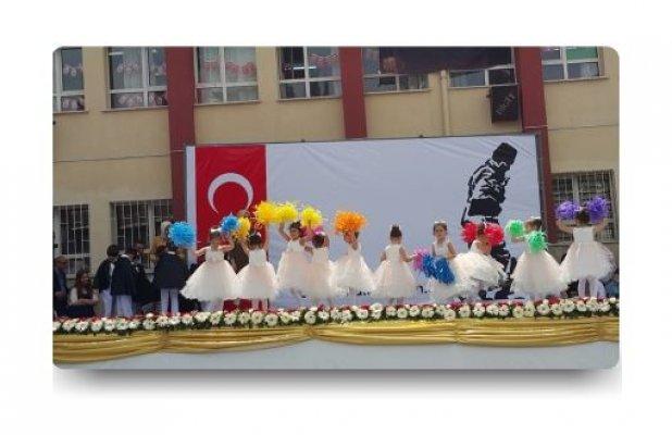 Şenlikköy İlkokulu Yol Tarifi