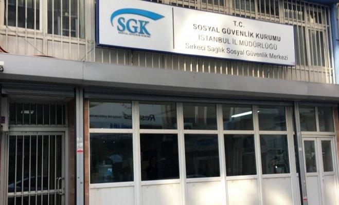 Sirkeci Sağlık Sosyal Güvenlik Merkezi Yol Tarifi