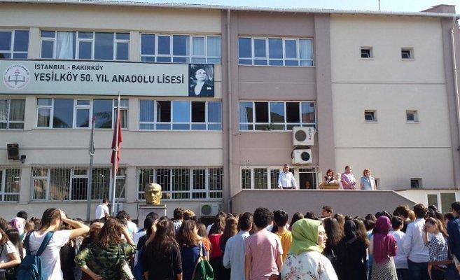 Yeşilköy 50 Yıl Anadolu Lisesi Nerede