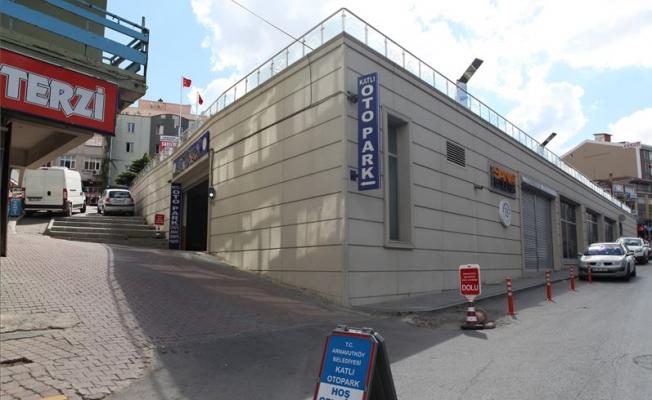 Arnavutköy Belediyesi Otopark