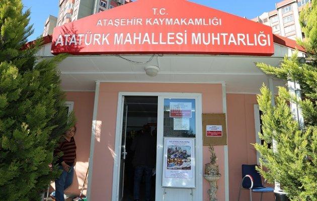 Atatürk Mahallesi Muhtarlığı Yol Tarifi