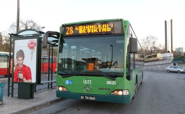 İBB'den otobüs-metro arası ücretsiz aktarma